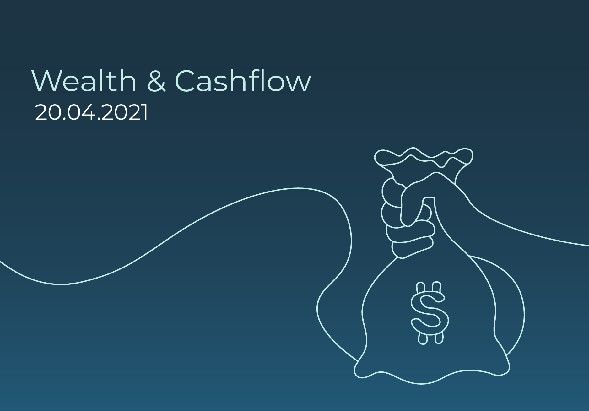 Wealth & cashflow, 20th April 2020