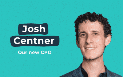 Meet myprosperity's newest addition to the team, CPO Josh Centner