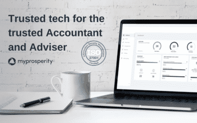 Trusted tech for the trusted Accountant and Adviser